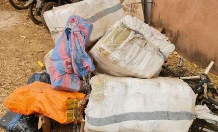 Bobo-Dioulasso : Du cannabis d'une valeur de 24 560 000 F CFA saisi - Faso7
